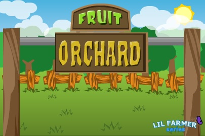 Fruit Orchard Touch!