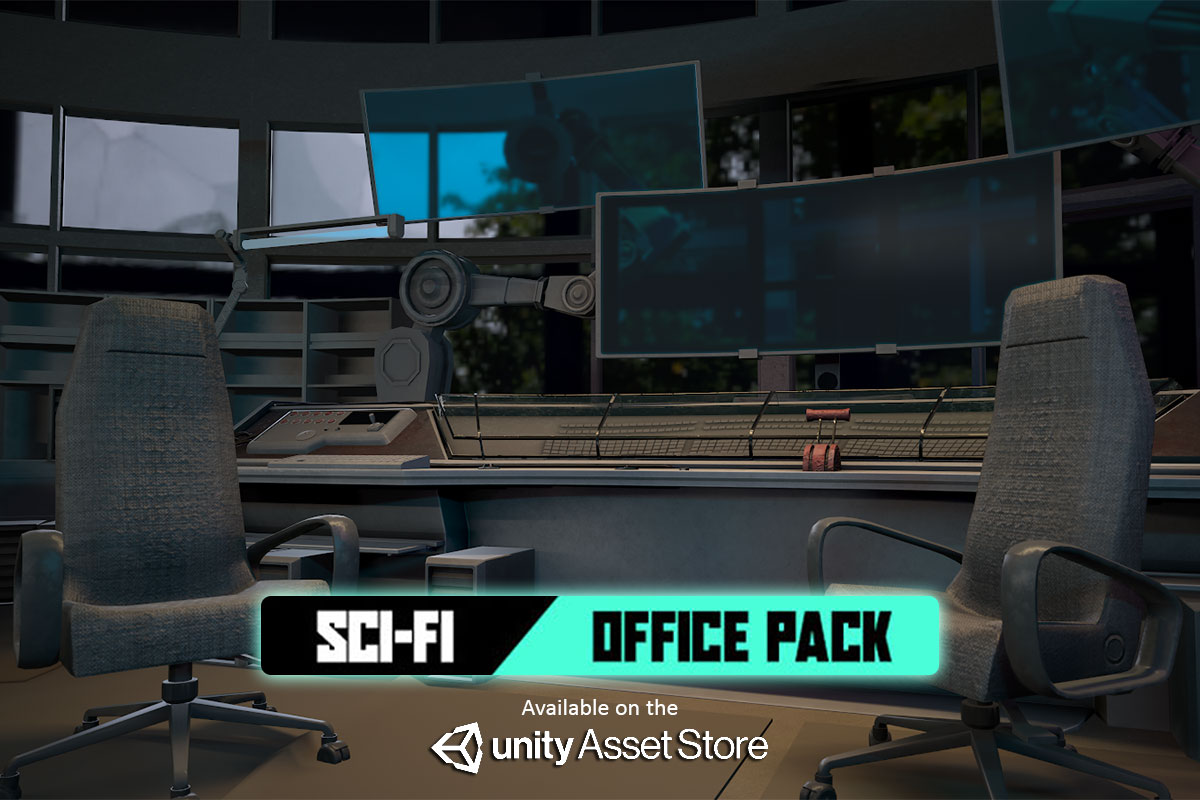 Sci-Fi Office Pack