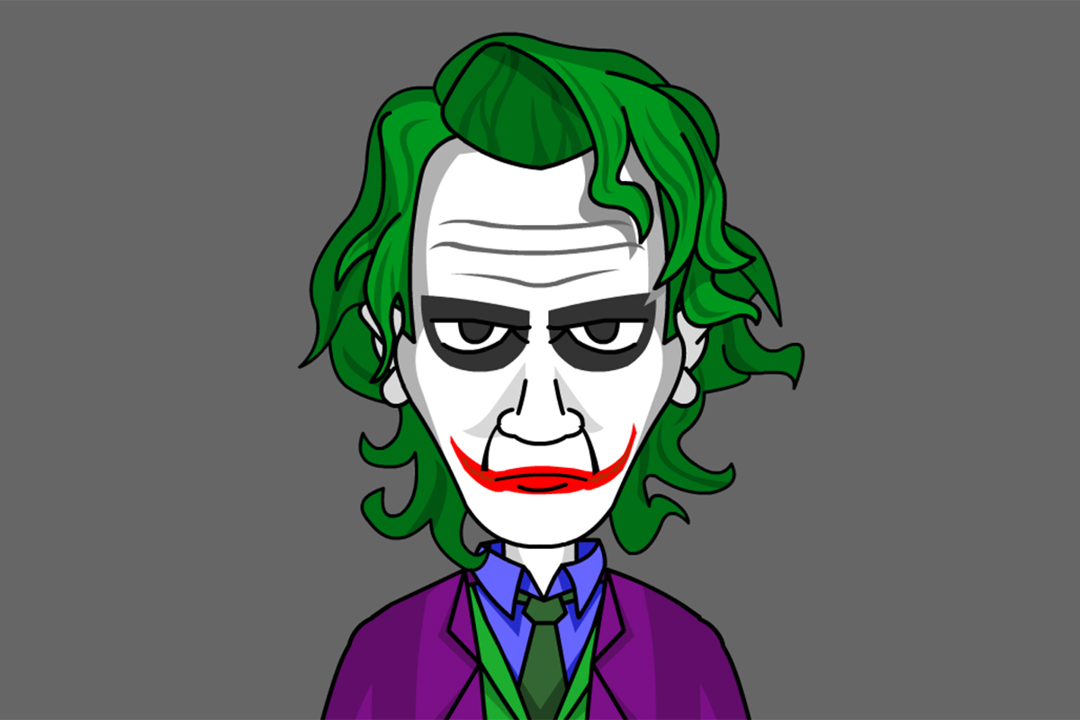 The Clickable Joker