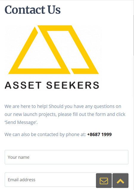 Contact Us (Mobile) — Asset Seekers