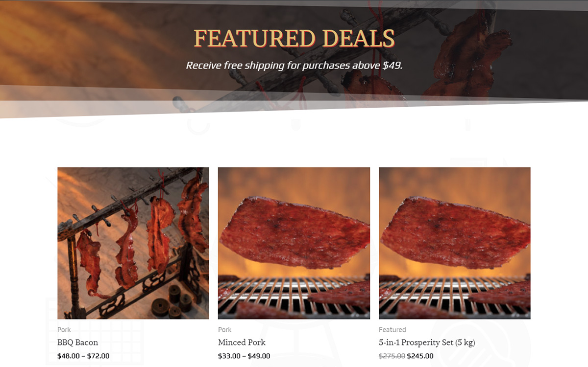 Featured Deals — Hock Wong Foodstuff