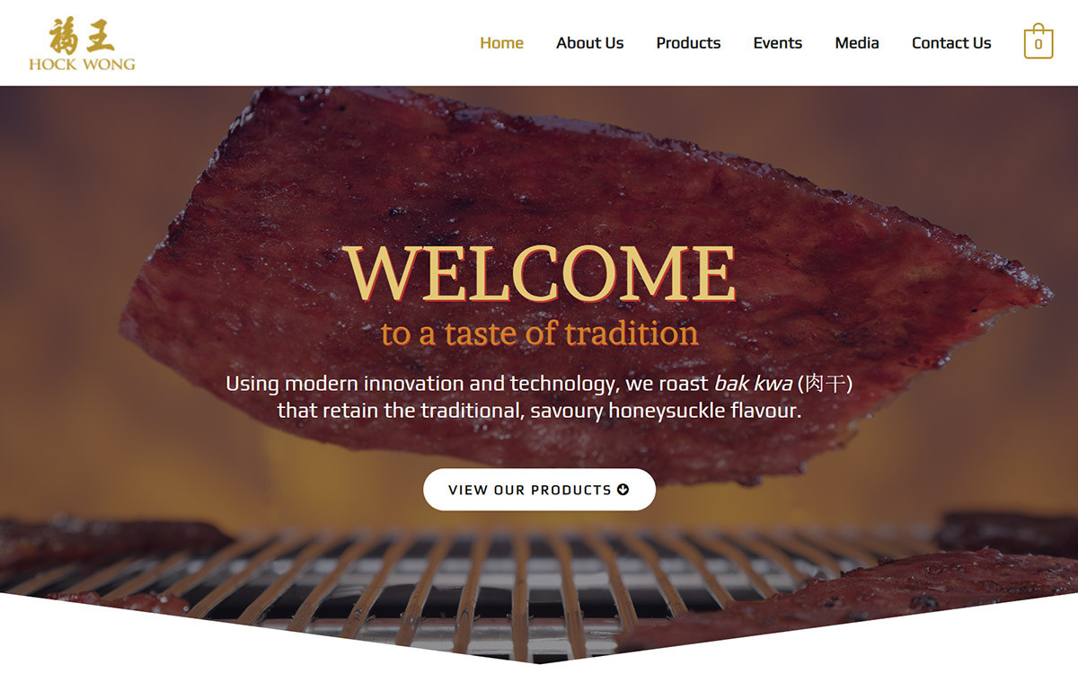 Home Page — Hock Wong Foodstuff