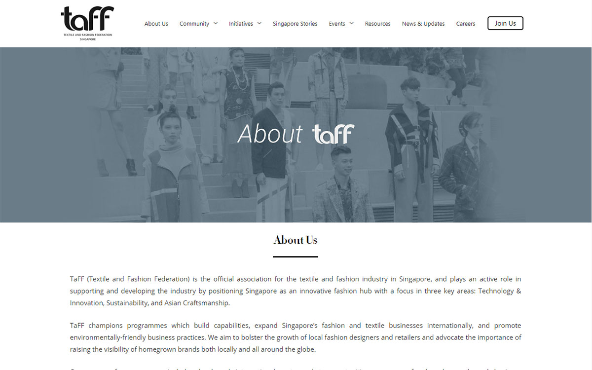 Textile and Fashion Federation